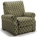 Best Home Furnishings Hattie High Leg Recliner - Item Number: -110006788-28423
