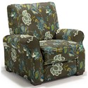 Best Home Furnishings Hattie High Leg Recliner - Item Number: -110006788-28603