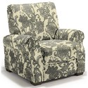 Best Home Furnishings Hattie High Leg Recliner - Item Number: -110006788-28722