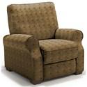 Best Home Furnishings Hattie High Leg Recliner - Item Number: -110006788-28745