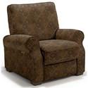 Best Home Furnishings Hattie High Leg Recliner - Item Number: -110006788-28765