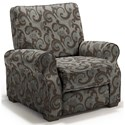 Best Home Furnishings Hattie High Leg Recliner - Item Number: -110006788-28823