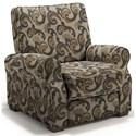 Best Home Furnishings Hattie High Leg Recliner - Item Number: -110006788-28829