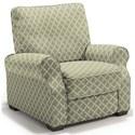 Best Home Furnishings Hattie High Leg Recliner - Item Number: -110006788-28841