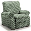 Best Home Furnishings Hattie High Leg Recliner - Item Number: -110006788-28842