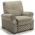 Best Home Furnishings Hattie High Leg Recliner - Item Number: -110006788-28843