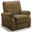 Best Home Furnishings Hattie High Leg Recliner - Item Number: -110006788-29099