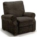 Best Home Furnishings Hattie High Leg Recliner - Item Number: -110006788-29913