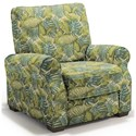 Best Home Furnishings Hattie High Leg Recliner - Item Number: -110006788-30051