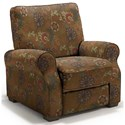 Best Home Furnishings Hattie High Leg Recliner - Item Number: -110006788-30105
