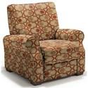 Best Home Furnishings Hattie High Leg Recliner - Item Number: -110006788-30564