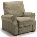 Best Home Furnishings Hattie High Leg Recliner - Item Number: -110006788-31689