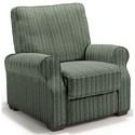 Best Home Furnishings Hattie High Leg Recliner - Item Number: -110006788-33022