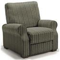Best Home Furnishings Hattie High Leg Recliner - Item Number: -110006788-33023A