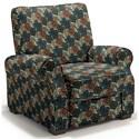 Best Home Furnishings Hattie High Leg Recliner - Item Number: -110006788-33212