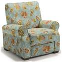 Best Home Furnishings Hattie High Leg Recliner - Item Number: -110006788-33342