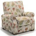 Best Home Furnishings Hattie High Leg Recliner - Item Number: -110006788-33347