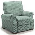 Best Home Furnishings Hattie High Leg Recliner - Item Number: -110006788-33542A
