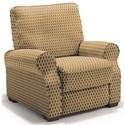 Best Home Furnishings Hattie High Leg Recliner - Item Number: -110006788-33549