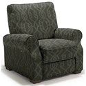 Best Home Furnishings Hattie High Leg Recliner - Item Number: -110006788-33892