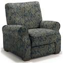 Best Home Furnishings Hattie High Leg Recliner - Item Number: -110006788-34062