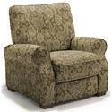 Best Home Furnishings Hattie High Leg Recliner - Item Number: -110006788-34069