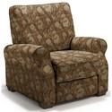 Best Home Furnishings Hattie High Leg Recliner - Item Number: -110006788-34536