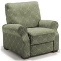 Best Home Furnishings Hattie High Leg Recliner - Item Number: -110006788-34562