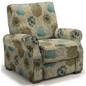 Best Home Furnishings Hattie High Leg Recliner - Item Number: -110006788-34612