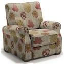 Best Home Furnishings Hattie High Leg Recliner - Item Number: -110006788-34618