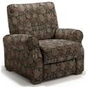 Best Home Furnishings Hattie High Leg Recliner - Item Number: -110006788-34626A