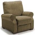 Best Home Furnishings Hattie High Leg Recliner - Item Number: -110006788-34633