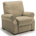 Best Home Furnishings Hattie High Leg Recliner - Item Number: -110006788-34637