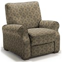 Best Home Furnishings Hattie High Leg Recliner - Item Number: -110006788-35239