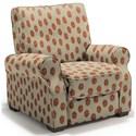 Best Home Furnishings Hattie High Leg Recliner - Item Number: -110006788-35534