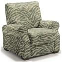 Best Home Furnishings Hattie High Leg Recliner - Item Number: -110006788-35813