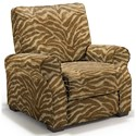 Best Home Furnishings Hattie High Leg Recliner - Item Number: -110006788-35816