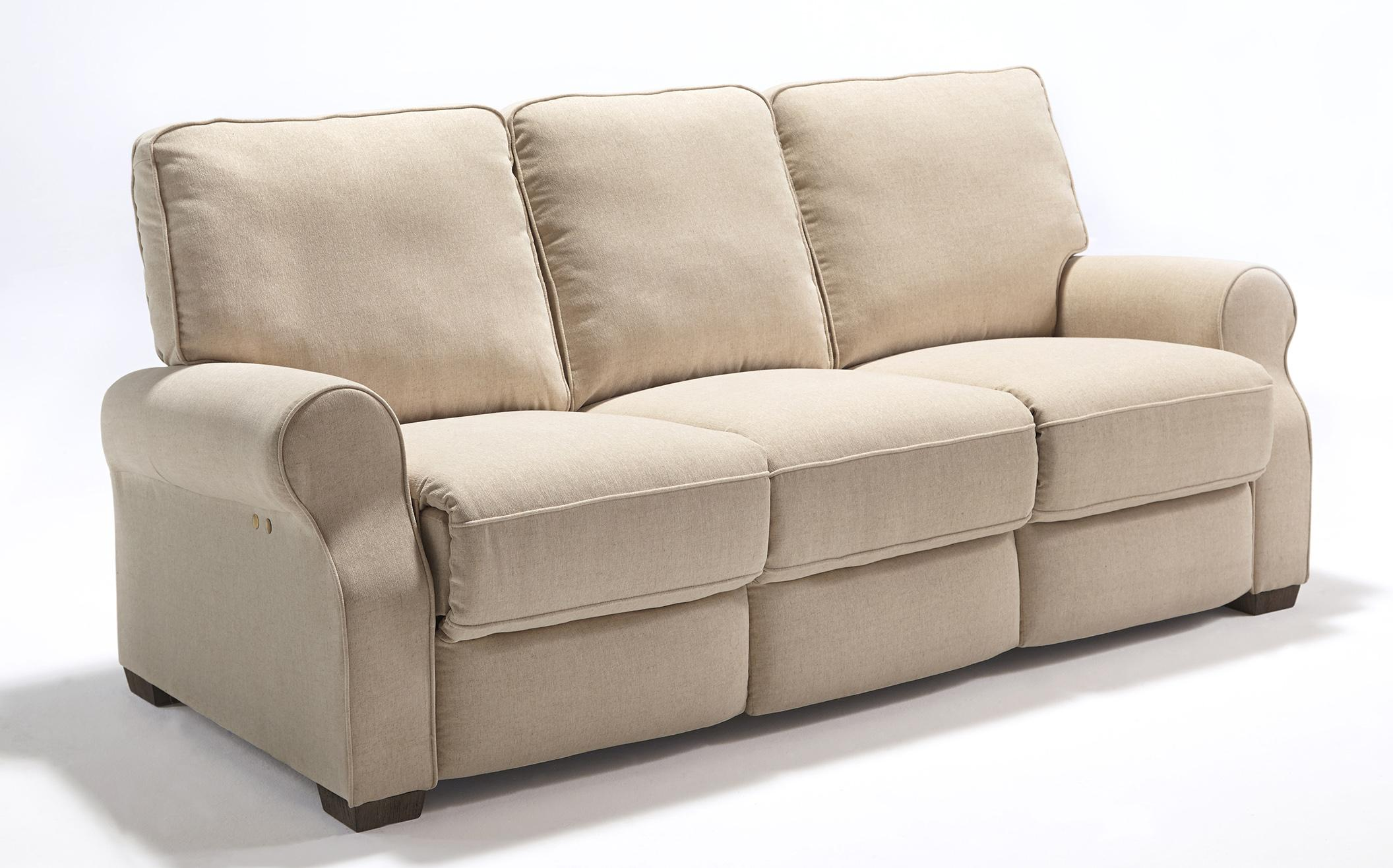 Best Home Furnishings Hattie Traditional Power Reclining Sofa with