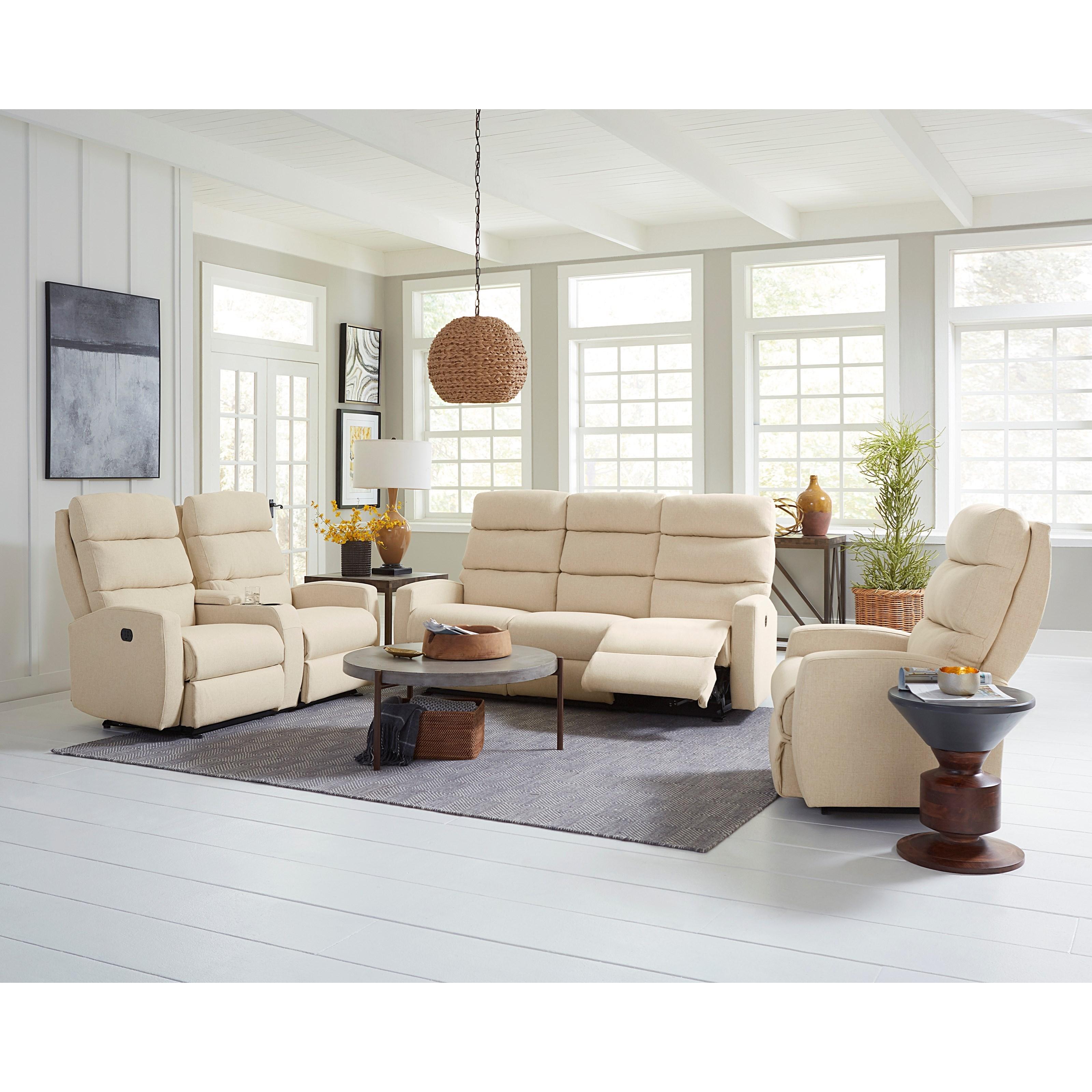 Best Home Furnishings Hillarie L615rc4 Reclining Wall