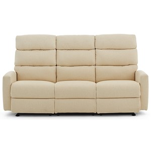 Power Reclining Space Saver Sofa