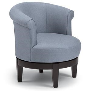 Hi-Leg Swivel Chair