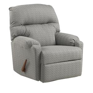Morris Home Furnishings JoJo Power Rocker Recliner