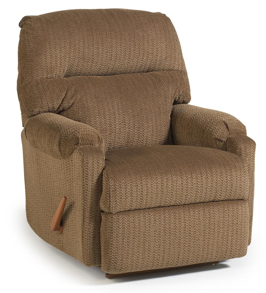 Best Home Furnishings JoJo Swivel Rocker Recliner - Item Number: 1AW39