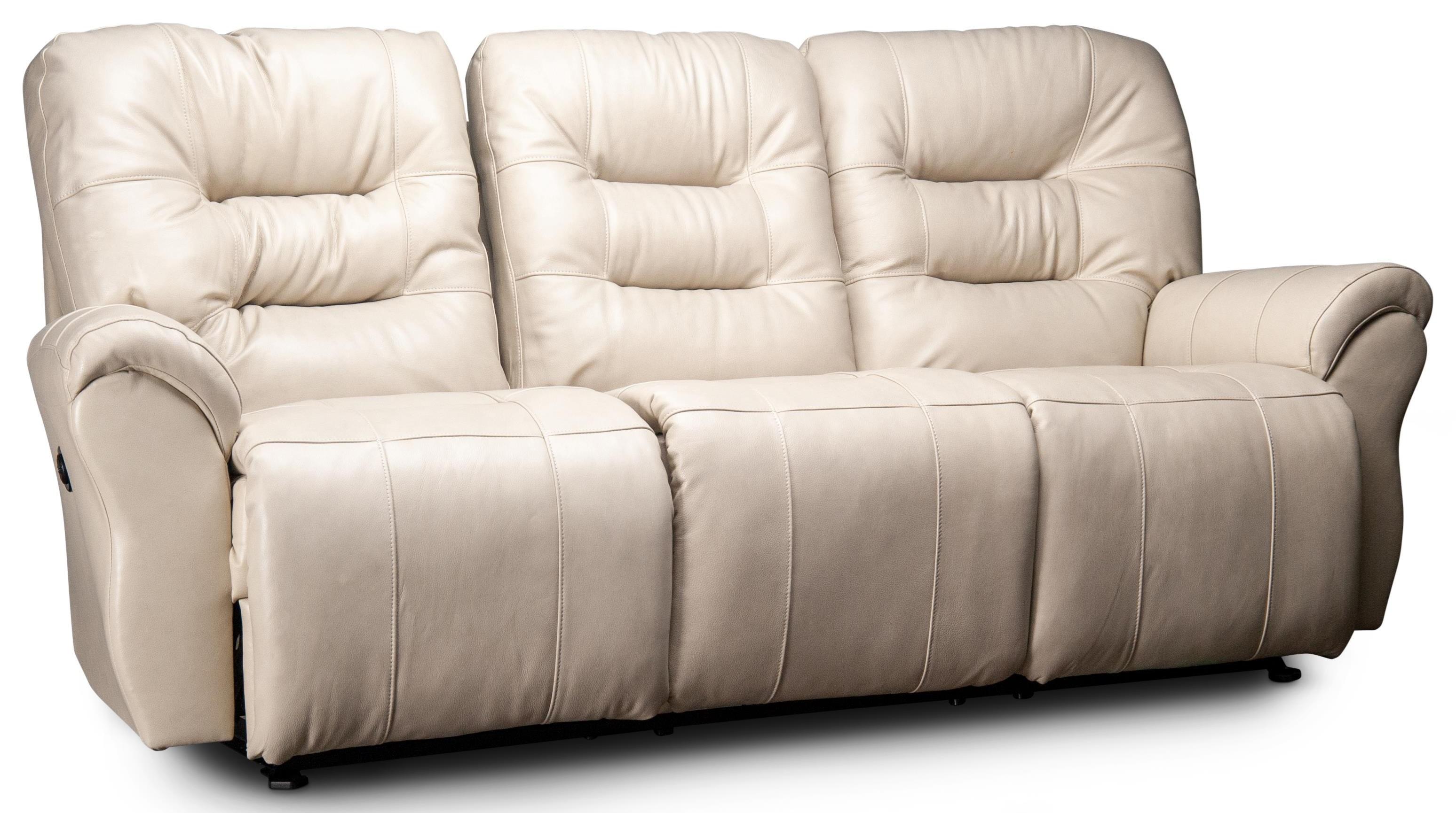 Kadarka Kadarka Leather Match Power Sofa by Best Home Furnishings at Morris Home