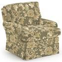 Best Home Furnishings Kamilla Kamilla Club Chair - Item Number: 1530-27223