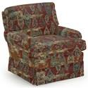 Best Home Furnishings Kamilla Kamilla Club Chair - Item Number: 1530-34128
