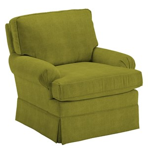 Best Home Furnishings Kamilla Kamilla Swivel Glider