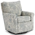 Studio 47 Kacey Swivel Glider Chair - Item Number: 5027-26622