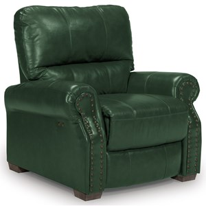 Best Home Furnishings Lander Power High Leg Recliner