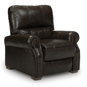 Vendor 411 Lander Power High Leg Recliner